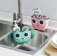 Cat Helperz Soap and Sponge Holders