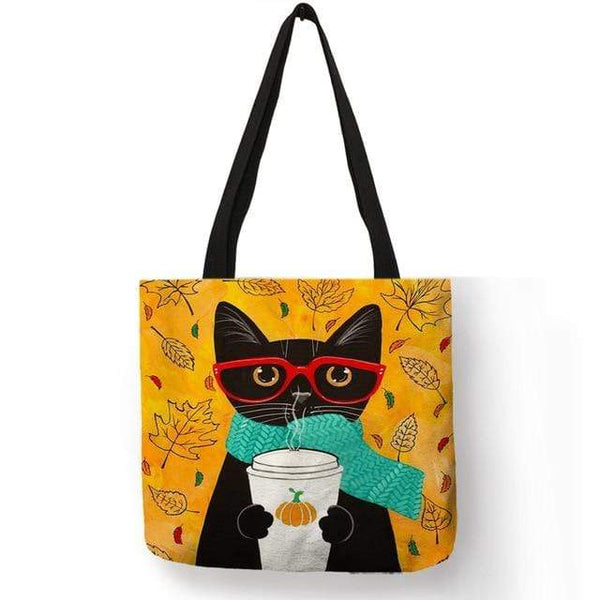 Every Day Catz Tote Bag