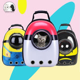 Space Pod Cat Backpack