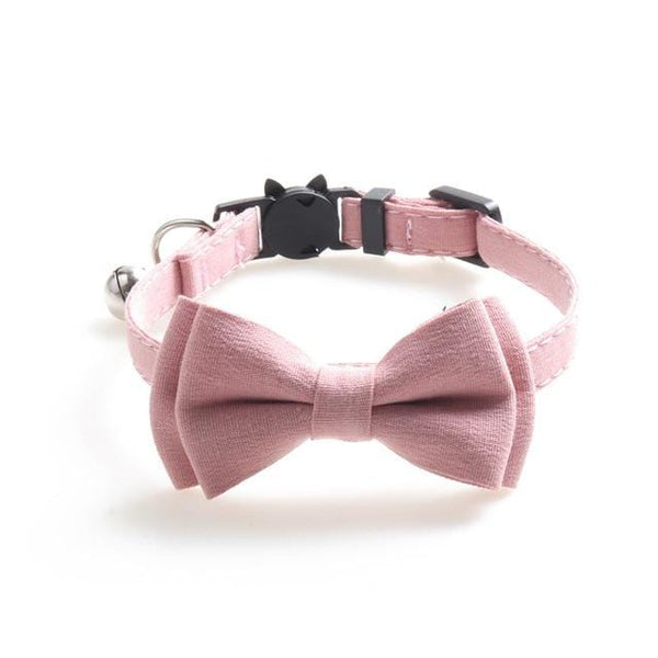 Elegant Warez Bow Tie Collar