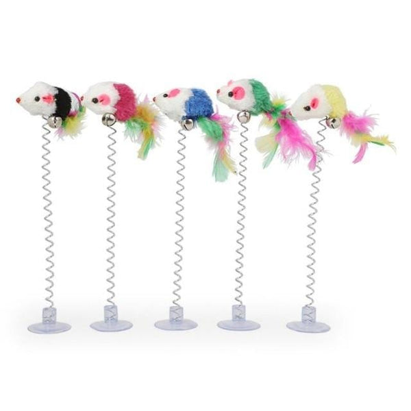 Suction Cup Cat Wands (2 Styles to choose from!)