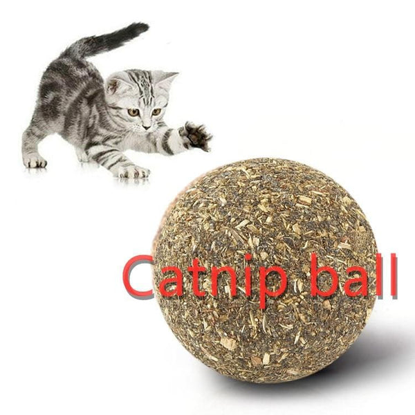 Catnip Ball Refill Set