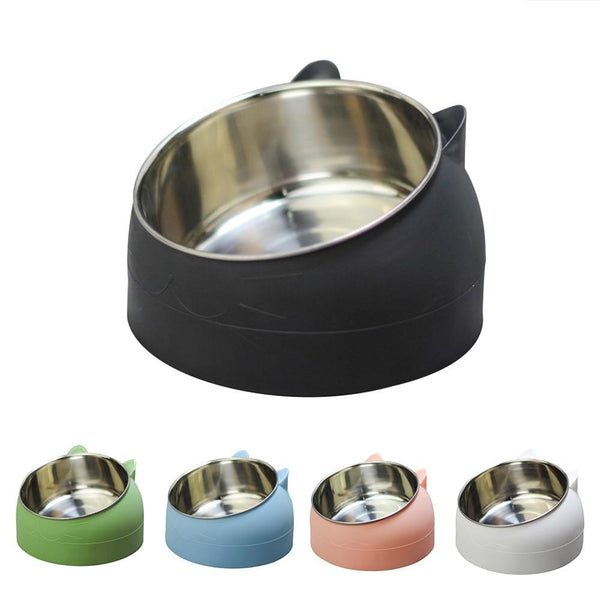 Chic Elevated Food and Water Bowl