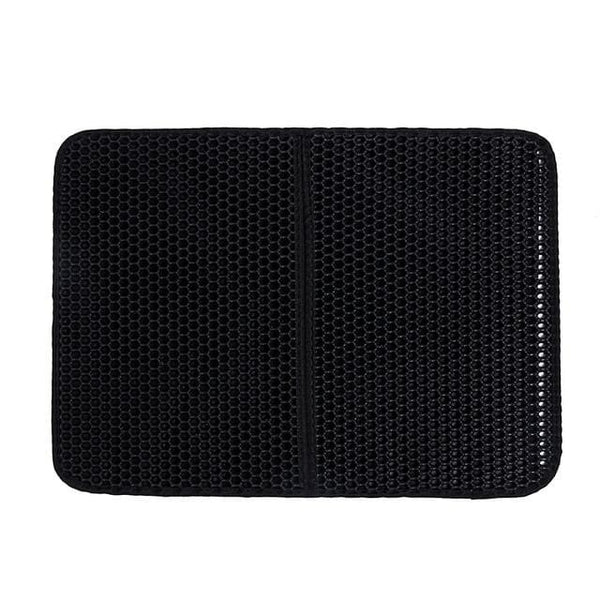 No Mess Litter Mat -Cross Hatch Rubber