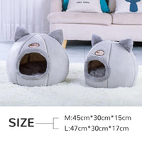 Warm and Cozy Cat Pod