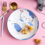 Good Morning Kitty Breakfast Plates & Bowls