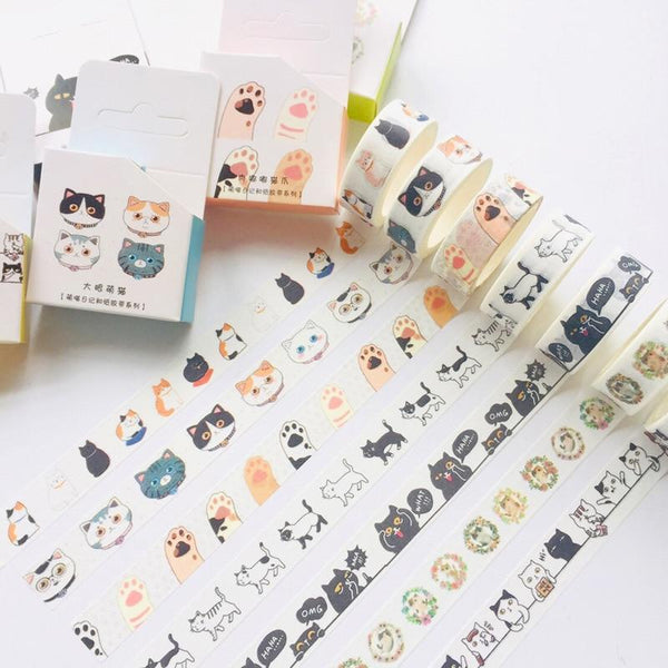 Kitty Washi Tape