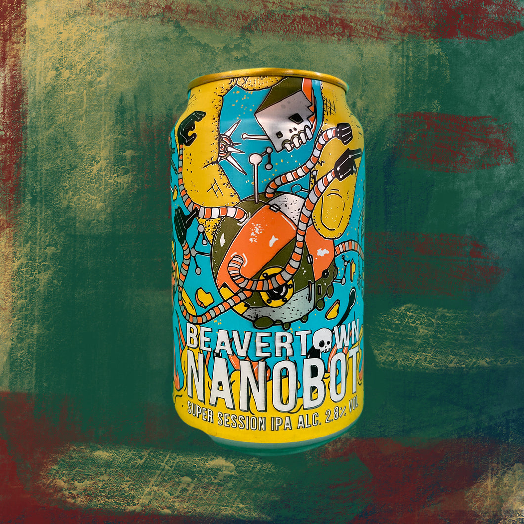 Nanobot - IPA - 2.8% - 330ml