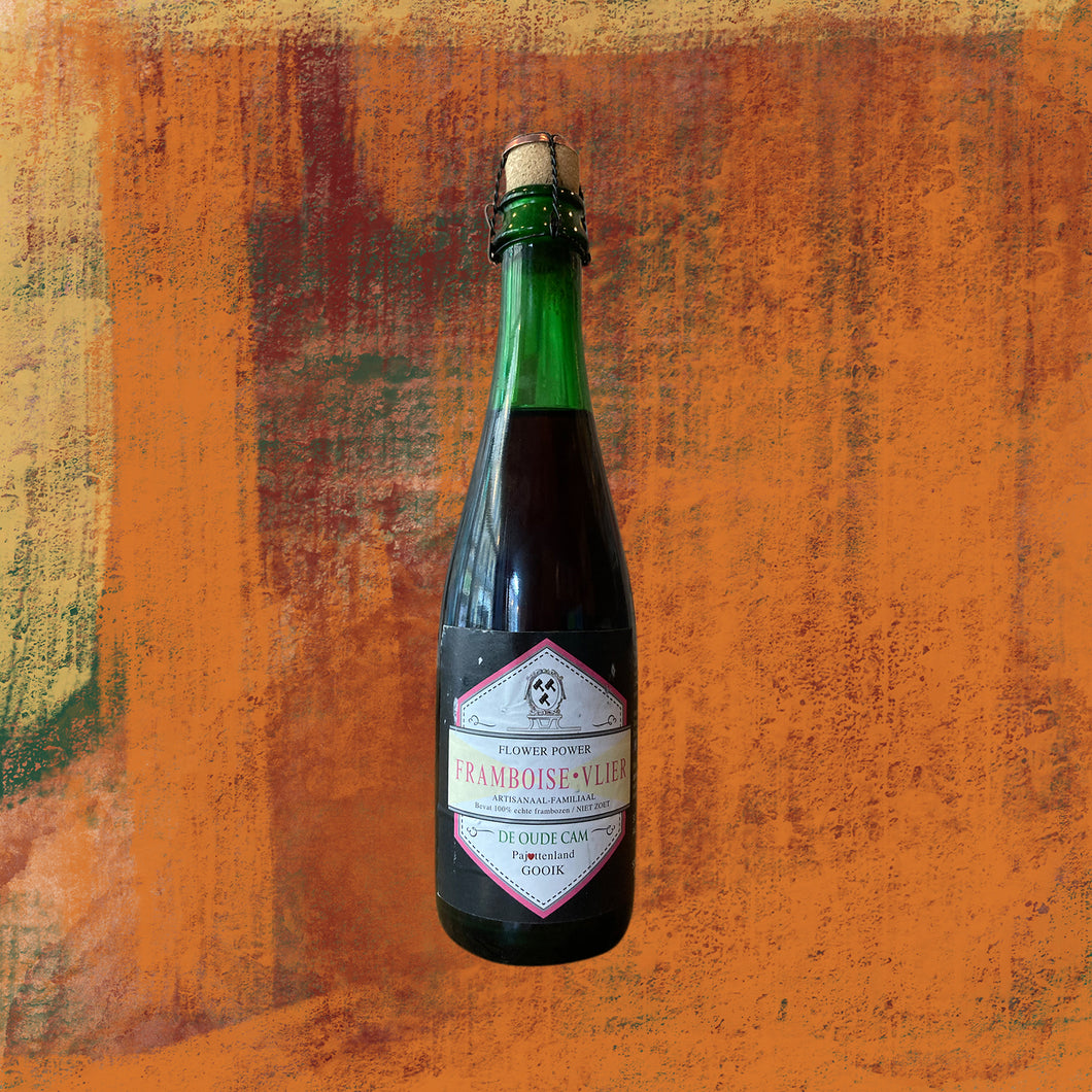 Framboise Vlier - Fruit Lambic - 6.9% - 375ml