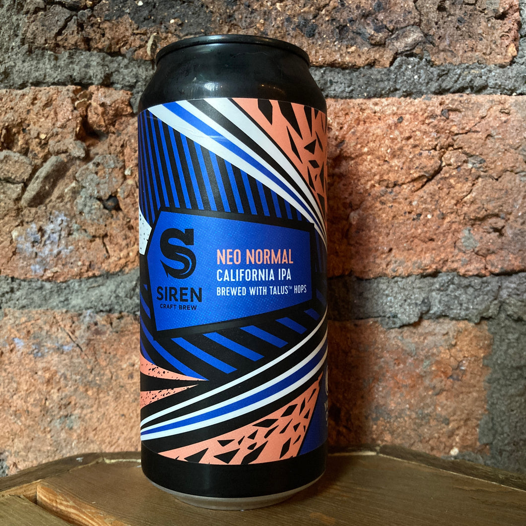Siren - Neo Normal - IPA - 7.3% - 440ml