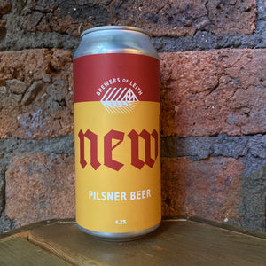Newbarns - Pilsner - Lager - 4.2% - 440ml