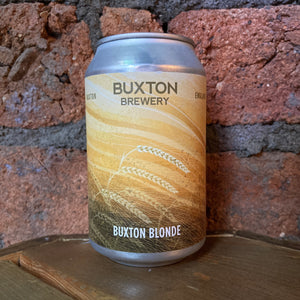 Buxton - Blonde - Golden Ale - 4.6% - 330ml