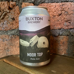 Buxton - Moor Top - Pale - 3.6% - 330ml