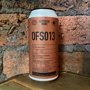 Northern Monk - OFS013 - Sour - 5.1% - 440ml