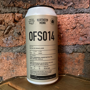 Northern Monk - OFS014 - Lager - 5.4% - 440ml