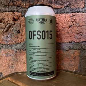 Northern Monk - OFS015 - IPA - 4.7% - 440ml