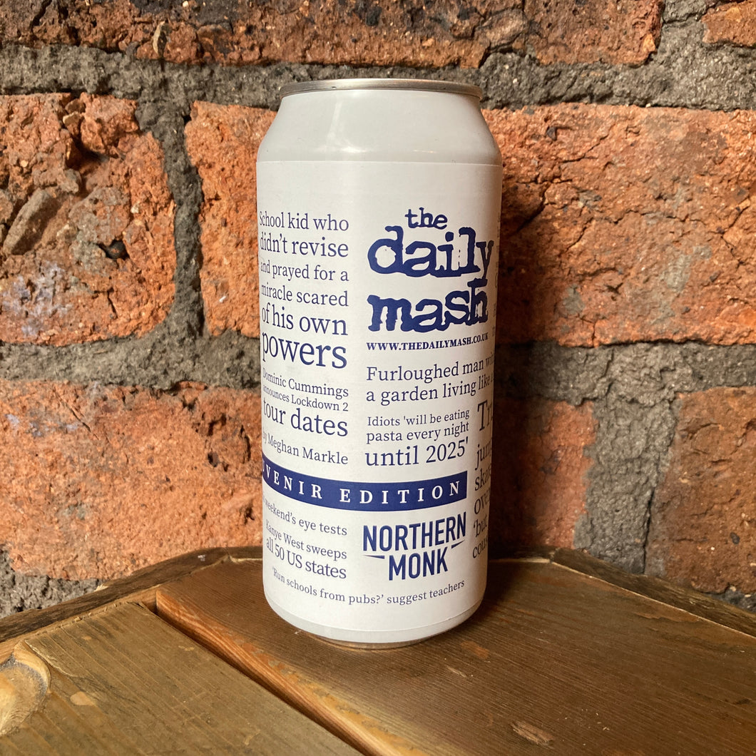Northern Monk - Daily Mash - Pale - 5% - 440ml