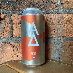 Alpha Delta - Soter - IPA - 7% - 440ml