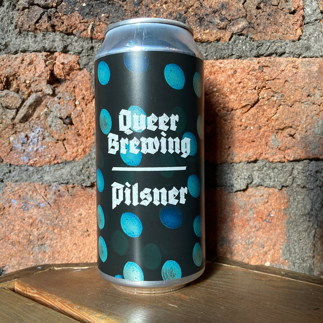 Queer Brewing - Tiny Dots - Pilsner - 4.5% - 440ml