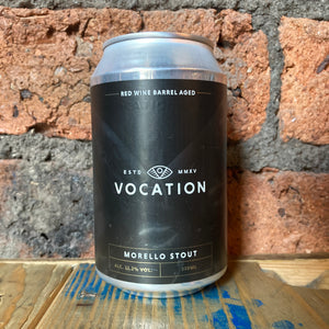 Vocation - Morello - Stout - 11.2% - 330ml