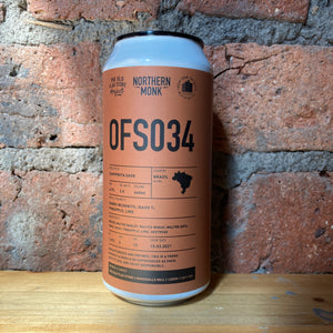 Northern Monk - OFS034 - Sour - 6.7% - 440ml