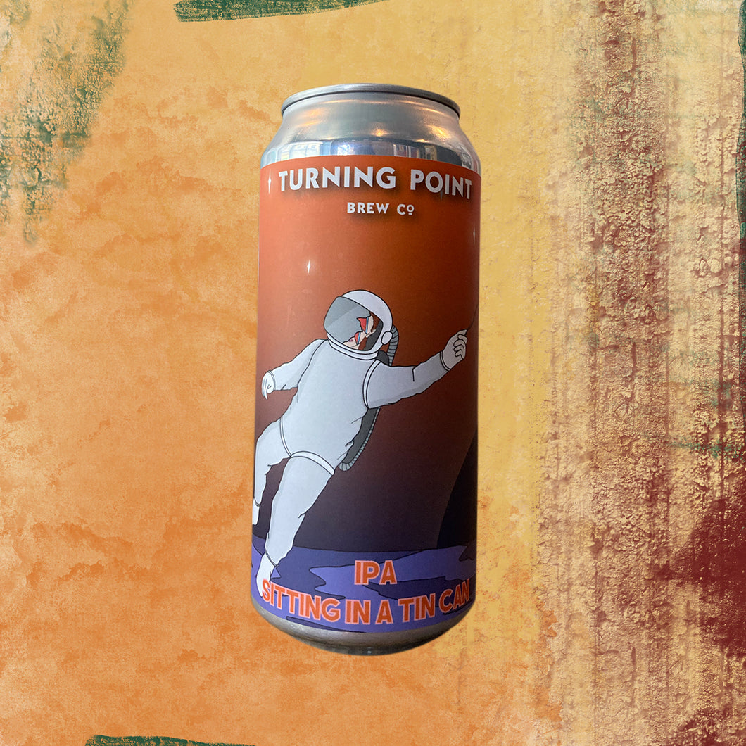 Sitting In A Tin Can - IPA - 5.5% - 440ml