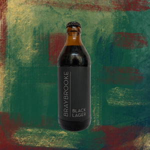 Black - Lager - 5.2% - 330ml