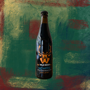 No Water - Stout - 4.7% - 330ml