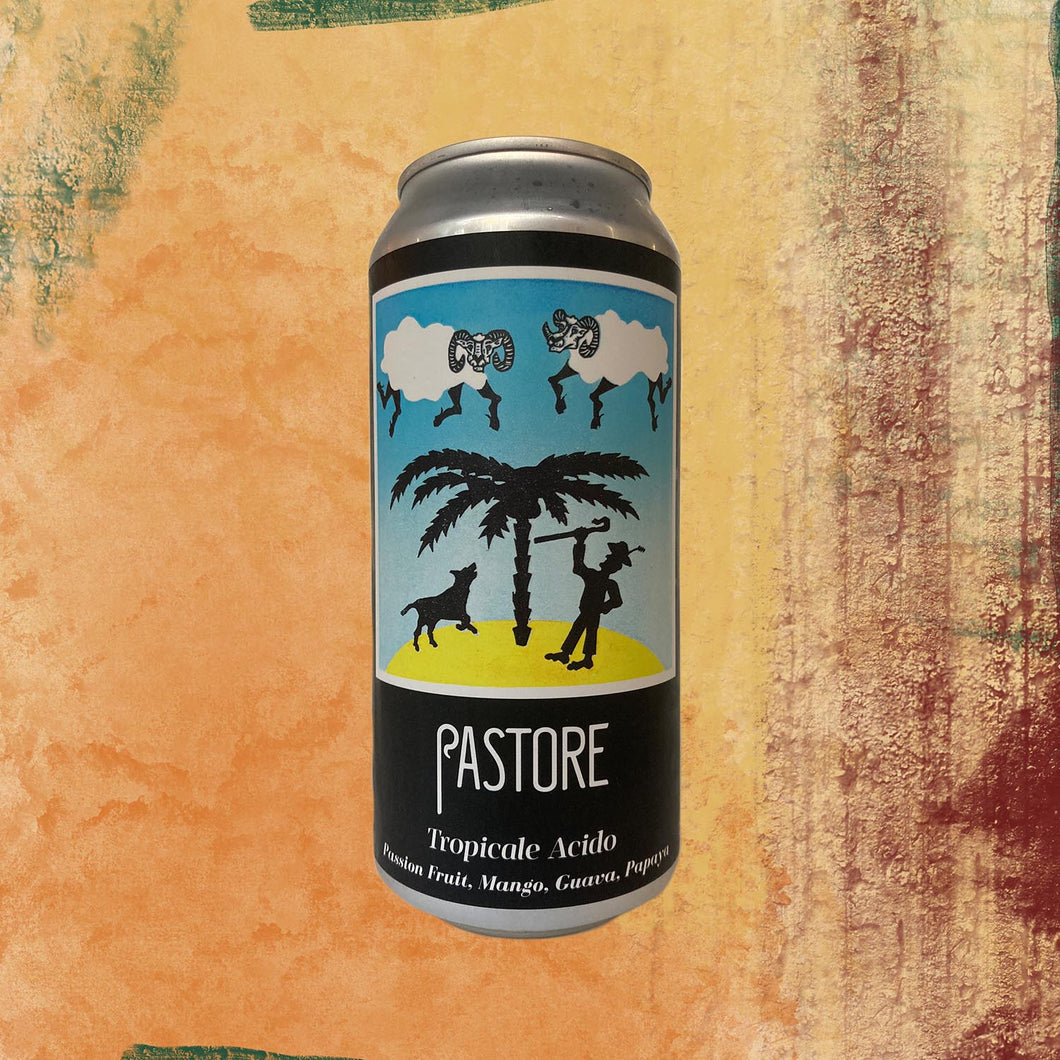 Pastore - Tropicale Acido - 440ml