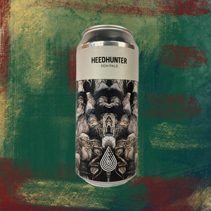 Heedhunter - Pale - 4.5% - 440ml