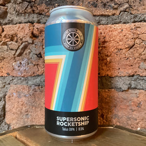 Twisted Wheel - Supersonic - DIPA - 8.5% - 440ml