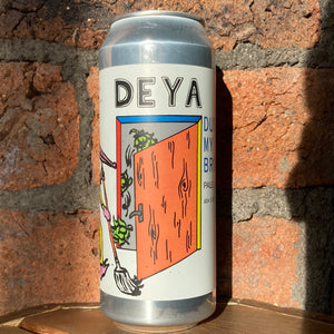 Deya - Dust My Broom - Pale - 5.8% - 500ml