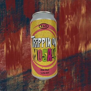Trippin on Mosaic - Pale  - 5.3% - 440ml