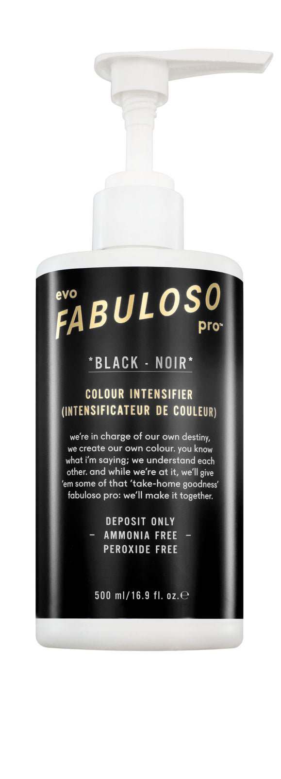 FABULOSO PRO BLACK COLOUR INTENSIFIER