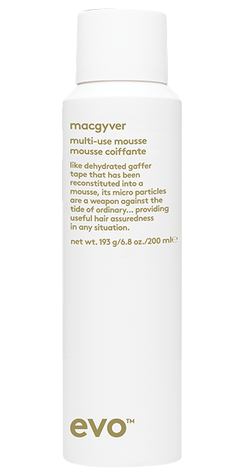 Macgyver Multi-Use Mousse