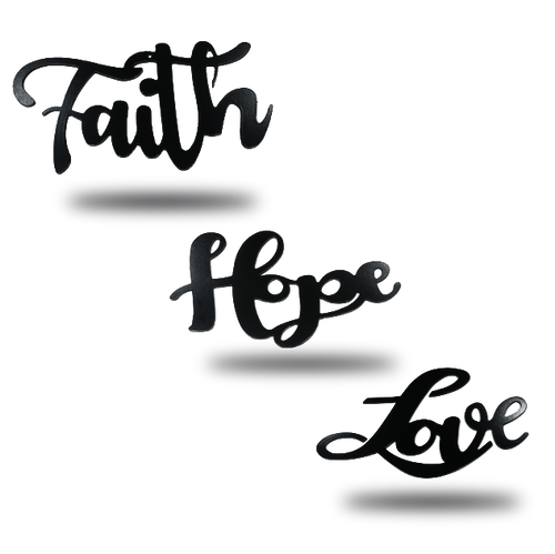 Faith, Hope & Love Collection