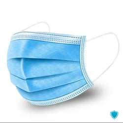 3-Layer Surgical Mask Packs - 99% Filtration