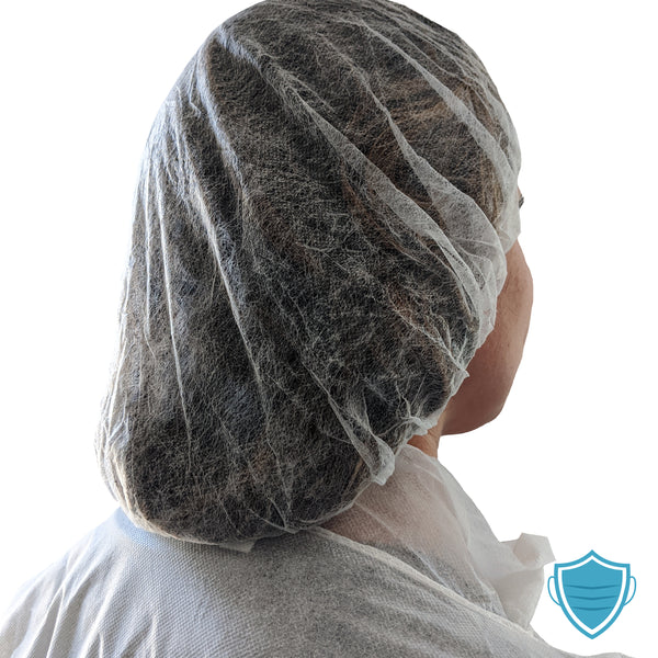 Hair Cover - Disposable Bouffant Cap (Bag of 100)