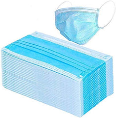 3-Layer Surgical Masks - 99% Filtration (Level 3)