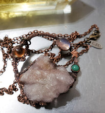Load image into Gallery viewer, Spirit Quarts with Moonstone, Amazonite & Lemon Quartz
