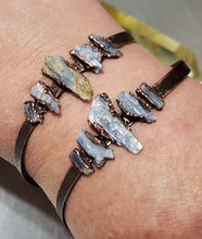 Load image into Gallery viewer, Raw Kyanite Bracelets
