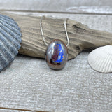 Petite Yowah Nut Opal Necklace