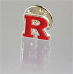 Rutgers University Small Sterling Silver Pin (Tie Tack)