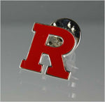 Rutgers University Large Block R Pin (Tie Tack)