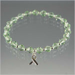 Celiac Disease Awareness Bracelet - Swarovski Crystal