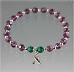 Leiomyosarcoma Cancer Awareness Bracelet
