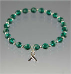 Depression Awareness Bracelet - Swarovski Crystal