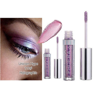 Magnificently Metallic!  Glitter and Glow Creamy Waterproof Liquid Eyeshadow