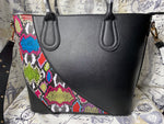 Royal Hiss Tote Handbag