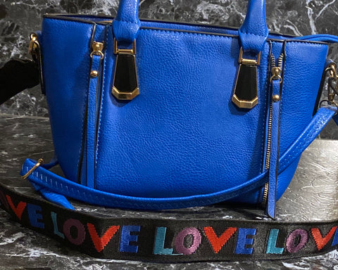 Royal Love Affair Tote Handbag